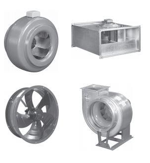 Канальный вентилятор от производителя