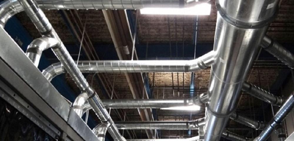 Воздуховоды круглого сечения производство от Лиссант